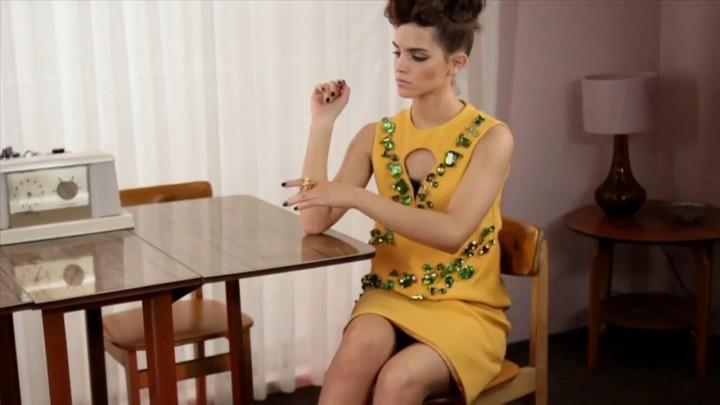 Emma Watson: Wonderland Magazine 2014 [Video Photoshoot] -04